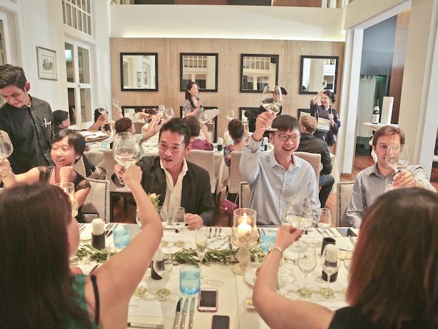 食と日本酒のマリアージュ